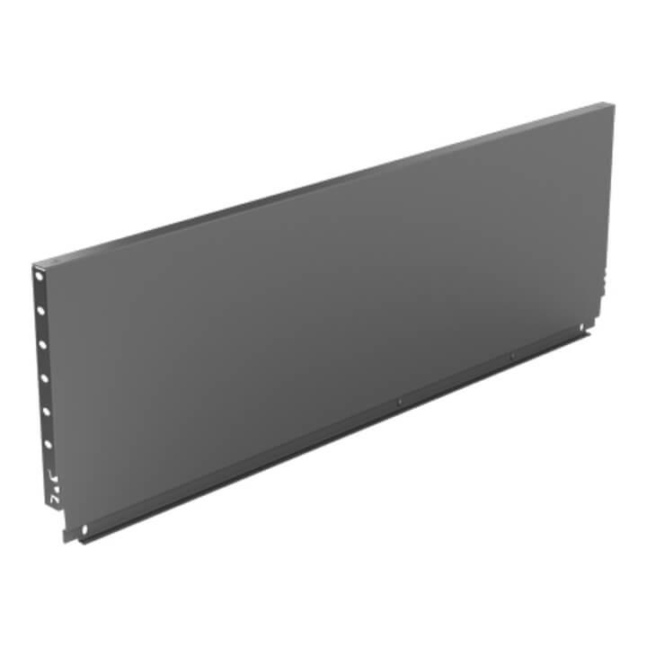 Hettich Stahlrückwand ArciTech 282 mm, anthrazit