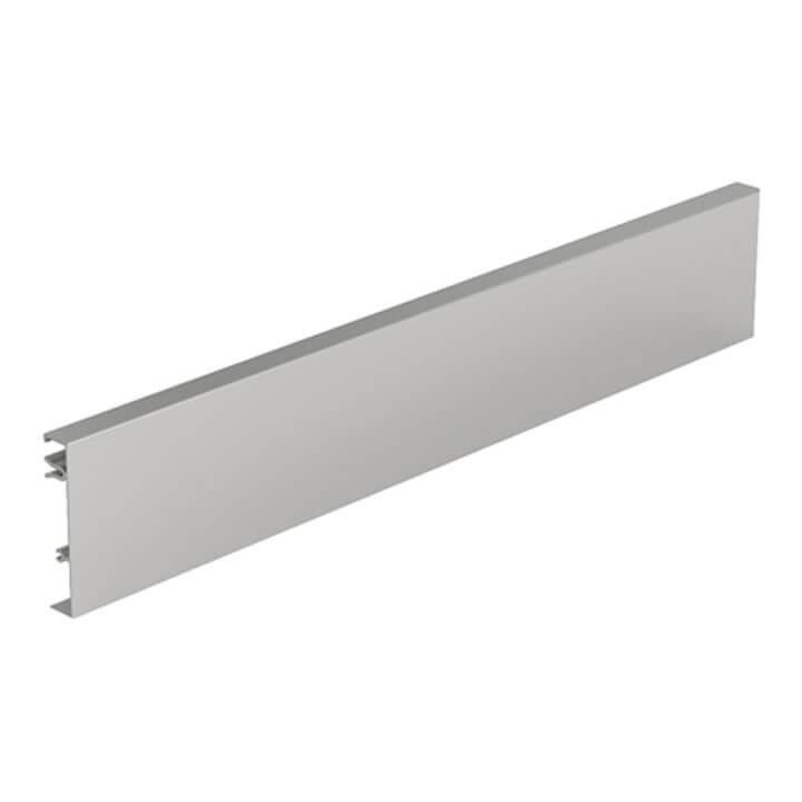 Hettich ArciTech Aluminiumrückwand 94 mm, silber