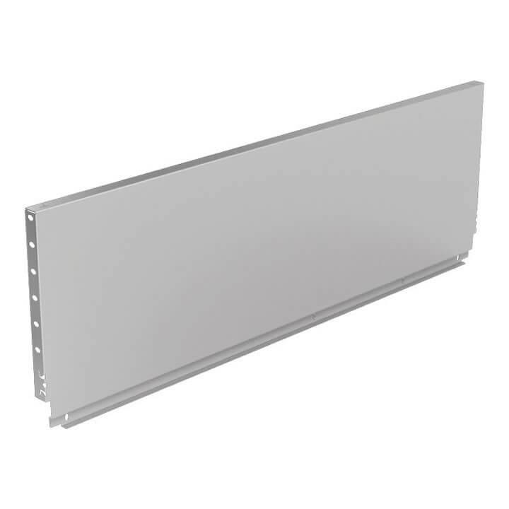 Hettich Stahlrückwand ArciTech 282 mm, silber