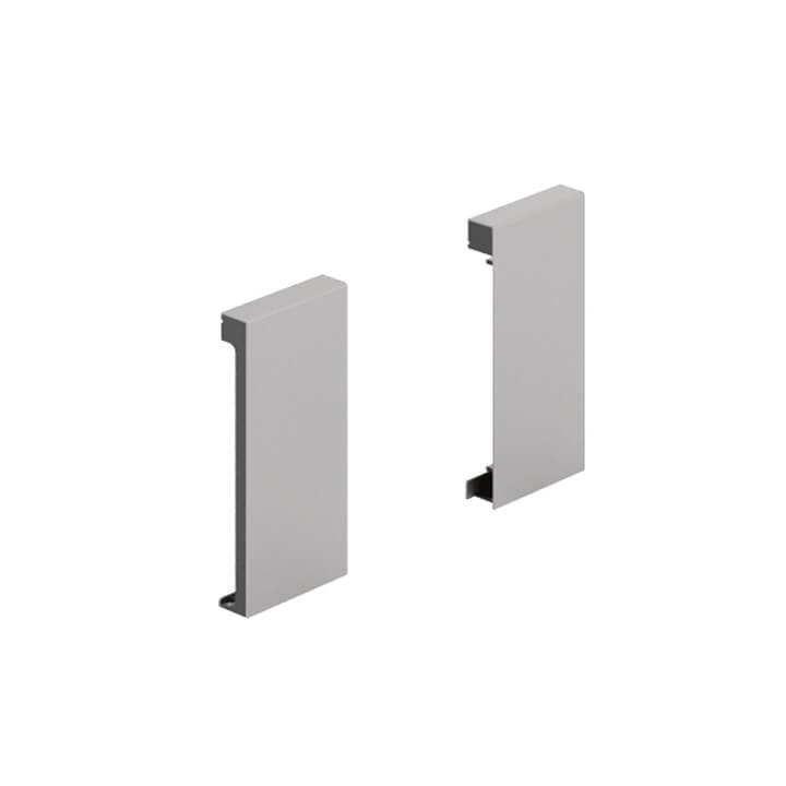 Verbinder für Front ArciTech 94 mm silber