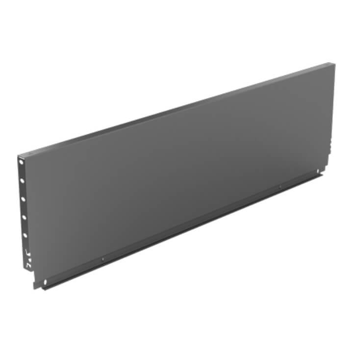 Hettich Stahlrückwand ArciTech 250 mm, anthrazit