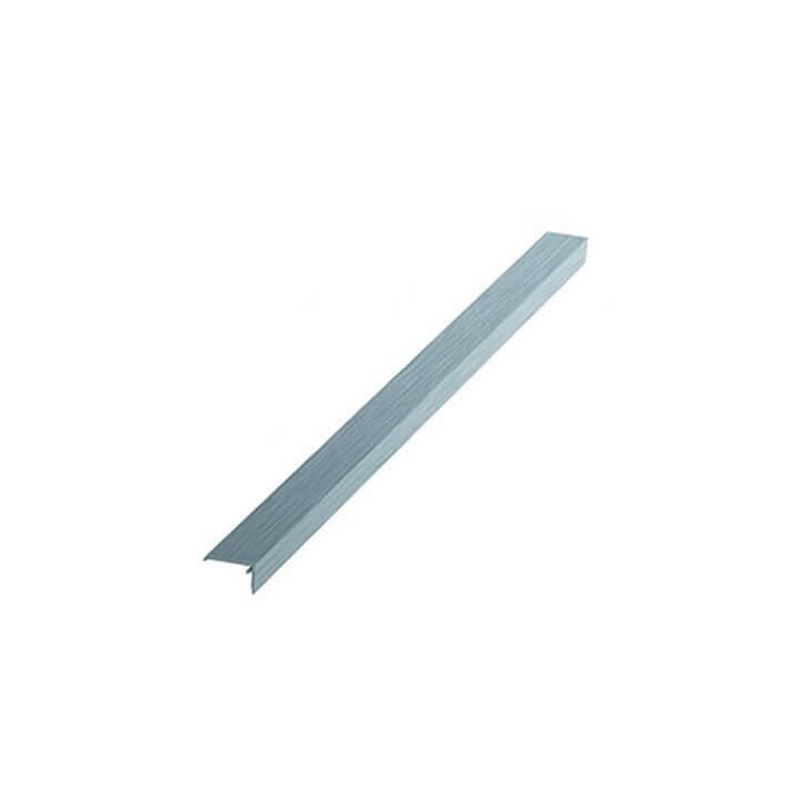 Hettich Designprofil ArciTech Aluminium Optik