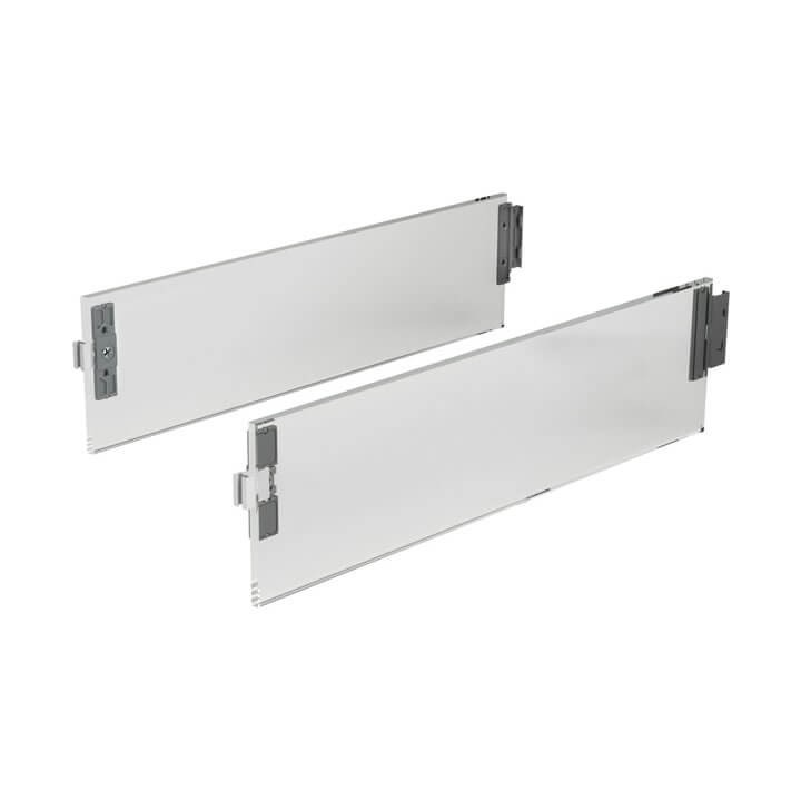 Hettich ArciTech DesignSide Glas 124 mm
