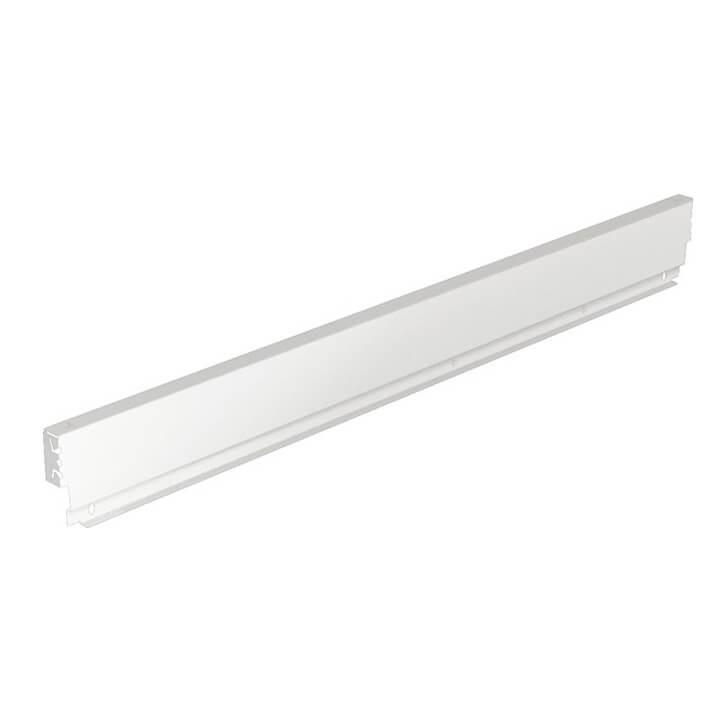 Hettich Stahlrückwand ArciTech 94 mm, weiß