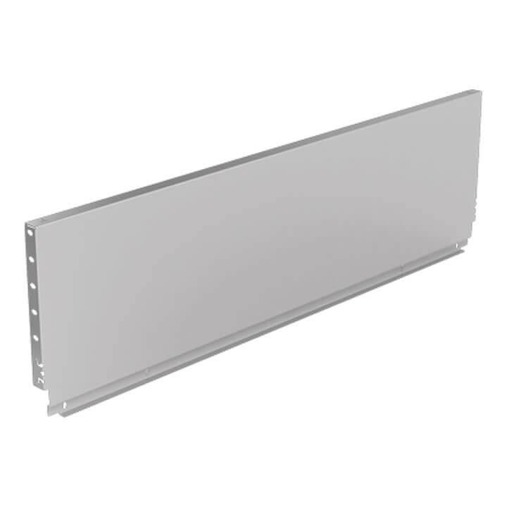 Stahlrückwand ArciTech 250 mm, silber
