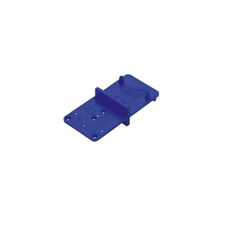 Hettich Ankörn-Schablone MultiBlue