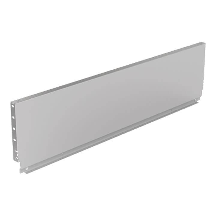 Hettich Stahlrückwand ArciTech 218 mm, silber