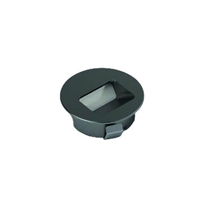 Halemeier LED Einbauleuchte SideSpot Fb.:schwarz