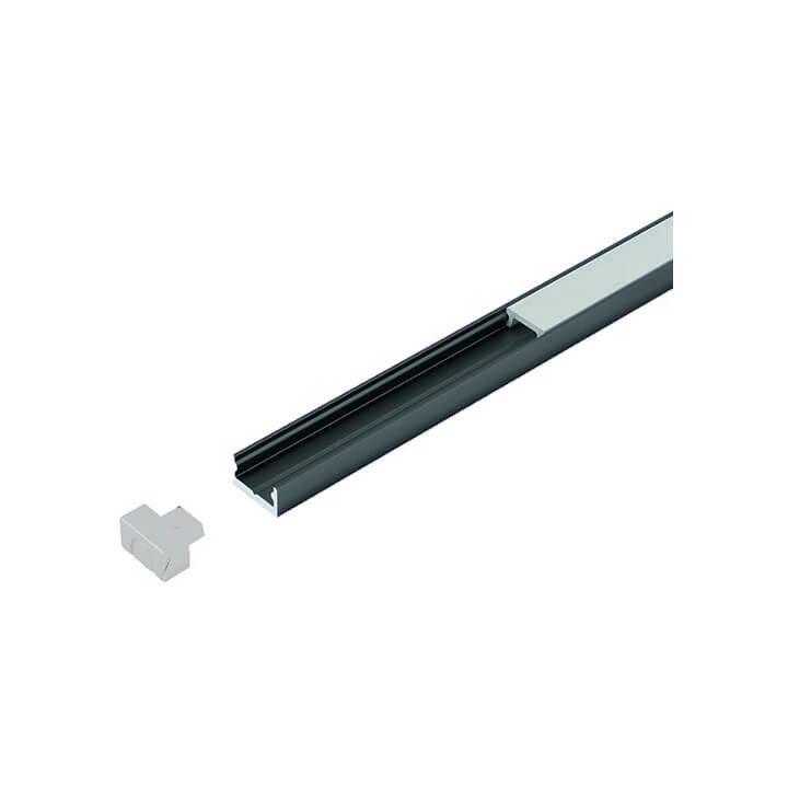 Halemeier LED Auf- / Einbauprofil ChannelLine I