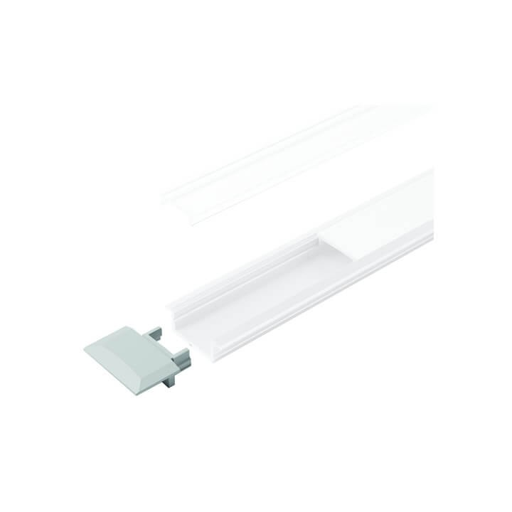 Halemeier Endkappen zu LED ChannelLine C