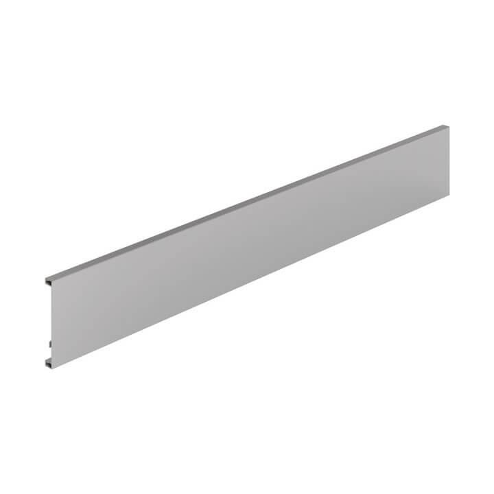 Hettich Aluminiumfront ArciTech silber