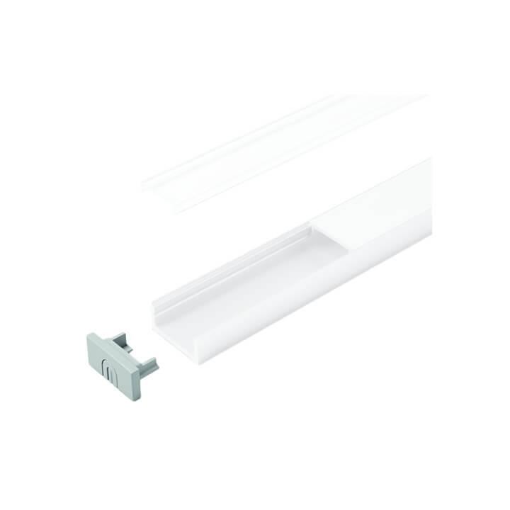 Halemeier Endkappen zu LED ChannelLine D