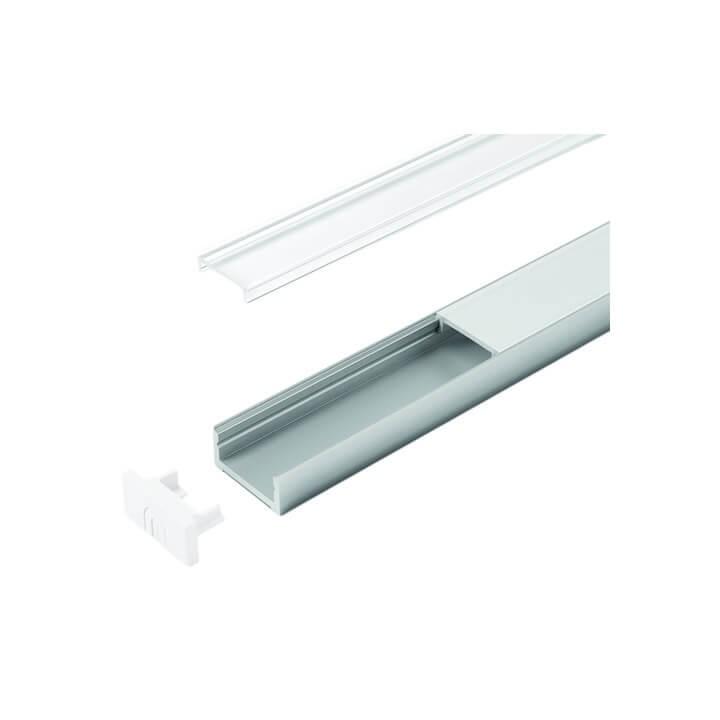 Halemeier LED Auf- / Einbauprofil ChannelLine D