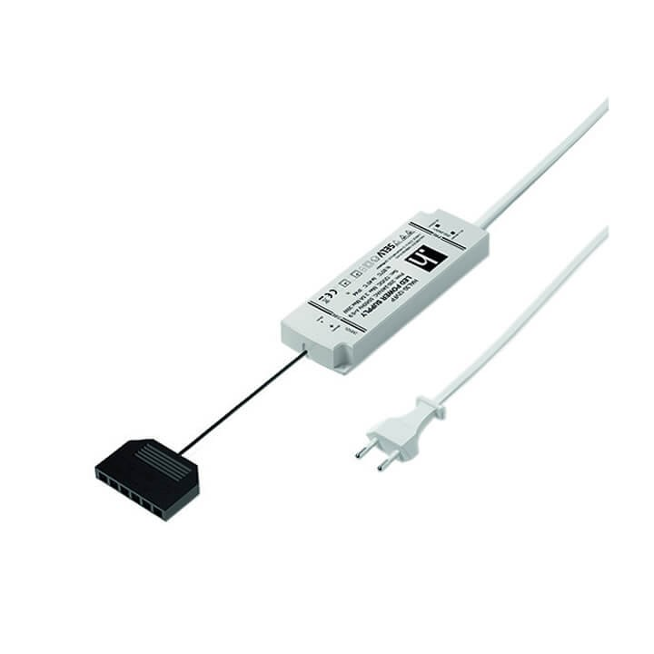 Halemeier LED EVG 12 Volt DC, 0-30 Watt, IP44